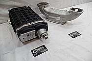 Magnuson/Eaton TVS2300 Supercharger Unit Blower / Supercharger BEFORE Chrome-Like Metal Polishing - Aluminum Polishing - Metal Polishing