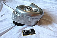 Ford Lincoln Aluminum Blower BEFORE Chrome-Like Metal Polishing and Buffing Services