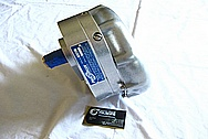 Ford Mustang Aluminum ATI Procharger Blower / Supercharger BEFORE Chrome-Like Metal Polishing and Buffing Services