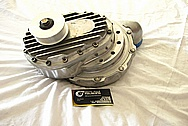 1993 BMW E36 BD Series Aluminum Powerdyne Blower / Supercharger BEFORE Chrome-Like Metal Polishing and Buffing Services