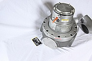 Fanuc Robotics Laser Resonator Turbo / Blower BEFORE Chrome-Like Metal Polishing and Buffing Services / Resoration Services