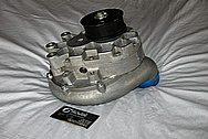Vortech Aluminum Supercharger BEFORE Chrome-Like Metal Polishing and Buffing Services / Resoration Services
