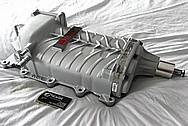 VMP 2.3L TVS Aluminum Blower / Supercharger BEFORE Chrome-Like Metal Polishing and Buffing Services / Resoration Services