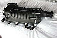 2010 Ford GT500 Aluminum Blower / Supercharger BEFORE Chrome-Like Metal Polishing and Buffing Services / Resoration Services