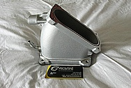 2013 Ford Shelby GT500 SVT 5.8L Blower Piece BEFORE Chrome-Like Metal Polishing and Buffing Services / Restoration Services