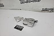 1958 Aluminum Boat Parts AFTER Chrome-Like Metal Polishing and Buffing Services - Aluminum Polishing - Boat Polishing