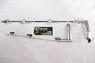Chevrolet ZL-1 V8 Steel Hardware AFTER Chrome-Like Metal Polishing and Buffing Services