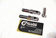 Steel Bolts / Hardware AFTER Chrome-Like Metal Polishing and Buffing Services