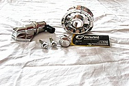 Ford Mustang Cobra Steel Bolts / Hardware AFTER Chrome-Like Metal Polishing and Buffing Services