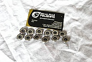 1993 - 1998 Toyota Supra 2JZ-GTE Valve Cover Washers / Hardware AFTER Chrome-Like Metal Polishing and Buffing Services