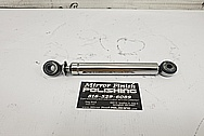 Toyota Supra Aluminum Bracket AFTER Chrome-Like Metal Polishing and Buffing Services - Aluminum Polishing Services