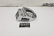 Ford Mustang Aluminum Bracket AFTER Chrome-Like Metal Polishing and Buffing Services - Aluminum Polishing Services