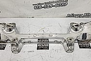 Toyota Supra Aluminum Subrame Bracket & Motor / Engine Mount Project AFTER Chrome-Like Metal Polishing and Buffing Services / Restoration Services - Subframe Polishing - Aluminum Polishing