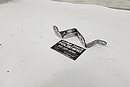 Ford Mustang Steel Bracket AFTER Chrome-Like Metal Polishing and Buffing Services / Restoration Services - Steel Polishing
