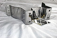 1957 Chevy Engine Truck Brackets AFTER Chrome-Like Metal Polishing and Buffing Services / Restoration Services