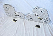 Aluminum Bracket AFTER Chrome-Like Metal Polishing and Buffing Services / Restoration Services