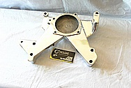 Aluminum Brace / Bracket AFTER Chrome-Like Metal Polishing and Buffing Services / Restoration Services