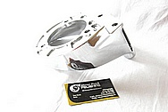 Ford Mustang Steel Bracket Piece AFTER Chrome-Like Metal Polishing and Buffing Services / Restoration Services