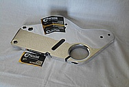 Aluminum Coated Bracket AFTER Chrome-Like Metal Polishing and Buffing Services / Restoration Services