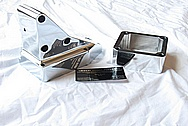 2002 Dodge 2500 Turbo Diesel Brackets AFTER Chrome-Like Metal Polishing and Buffing Services