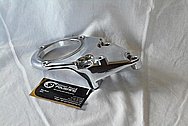Aluminum Engine Bracket AFTER Chrome-Like Metal Polishing and Buffing Services / Restoration Service