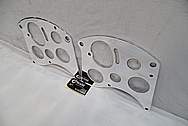 Aluminum Bracket AFTER Chrome-Like Metal Polishing and Buffing Services / Restoration Service