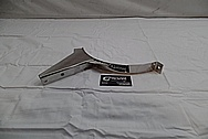 Stainless Steel Tank Holder Brackets AFTER Chrome-Like Metal Polishing and Buffing Services / Restoration Services