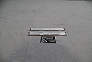 Aluminum Bracket Piece AFTER Chrome-Like Metal Polishing - Aluminum Polishing