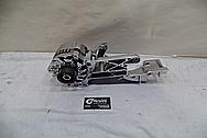 1993 Buick Roadmaster Aluminum Engine Brackets AFTER Chrome-Like Metal Polishing and Buffing Services - Aluminum Polishing Services
