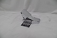 Aluminum Truck Bracket AFTER Chrome-Like Metal Polishing and Buffing Services - Aluminum Polishing Services