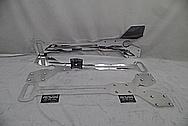 Aluminum Race Car AFTER Chrome-Like Metal Polishing and Buffing Services - Aluminum Polishing Services