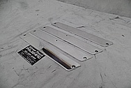 1997 Dodge Viper Aluminum Custom Brackets AFTER Chrome-Like Metal Polishing and Buffing Services - Aluminum Polishing
