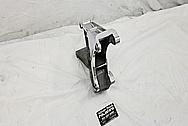 2007 Chevy Corvette LS2 Aluminum Alternator Bracket AFTER Chrome-Like Metal Polishing - Aluminum Polishing Services