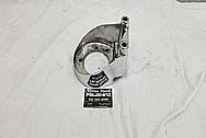 Aluminum Bracket AFTER Chrome-Like Metal Polishing - Aluminum Polishing