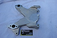 Aluminum Brace / Bracket BEFORE Chrome-Like Metal Polishing and Buffing Services / Restoration Services