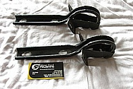 Ford Mustang Steel Brackets BEFORE Chrome-Like Metal Polishing and Buffing Services / Restoration Services