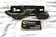 Ford Mustang Aluminum Bracket Piece BEFORE Chrome-Like Metal Polishing and Buffing Services / Restoration Services