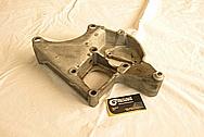 Chevrolet C5 Corvette V8 Aluminum Alternator Bracket BEFORE Chrome-Like Metal Polishing and Buffing Services