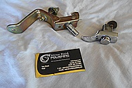 Aluminum Bracket BEFORE Chrome-Like Metal Polishing and Buffing Services / Restoration Servicev