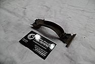 1994 Oldsmobile Cutlass Supreme Steel Bracket BEFORE Chrome-Like Metal Polishing and Buffing Services / Restoration Services