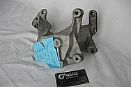 Ford Mustang Aluminum Supercharger Bracket BEFORE Chrome-Like Metal Polishing and Buffing Services