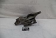 1993 Buick Roadmaster Aluminum Engine Brackets BEFORE Chrome-Like Metal Polishing and Buffing Services - Aluminum Polishing Services