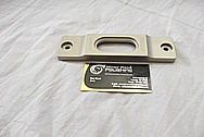 Aluminum Bracket BEFORE Chrome-Like Metal Polishing and Buffing Services