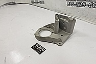 Aluminum Bracket BEFORE Chrome-Like Metal Polishing - Aluminum Polishing - Bracket Polishing Services