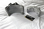 Chevy Corvette L98 350 Engine Brackets AFTER Chrome-Like Metal Polishing and Buffing Services / Restoration Services