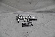 1993 - 1998 Toyota Supra Aluminum Brake Master Cylinder AFTER Chrome-Like Metal Polishing and Buffing Services / Restoration Services - Aluminum Polishing Services
