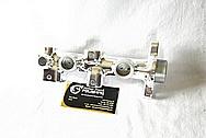 Aluminum Brake Master Cylinder AFTER Chrome-Like Metal Polishing and Buffing Services / Restoration Services