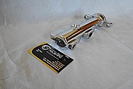 Aluminum Master Cylinder AFTER Chrome-Like Metal Polishing and Buffing Services / Restoration Services