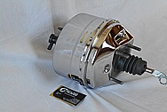 Harley Davidson Steel Brake Rotors AFTER Chrome-Like Metal Polishing and Buffing Services / Restoration Services