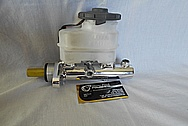 Aluminum Master Cylinder for Brake System AFTER Chrome-Like Metal Polishing and Buffing Services / Restoration Services